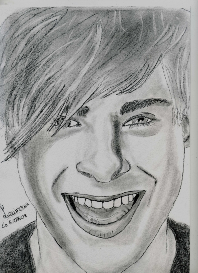 Zac Efron by Laura1995